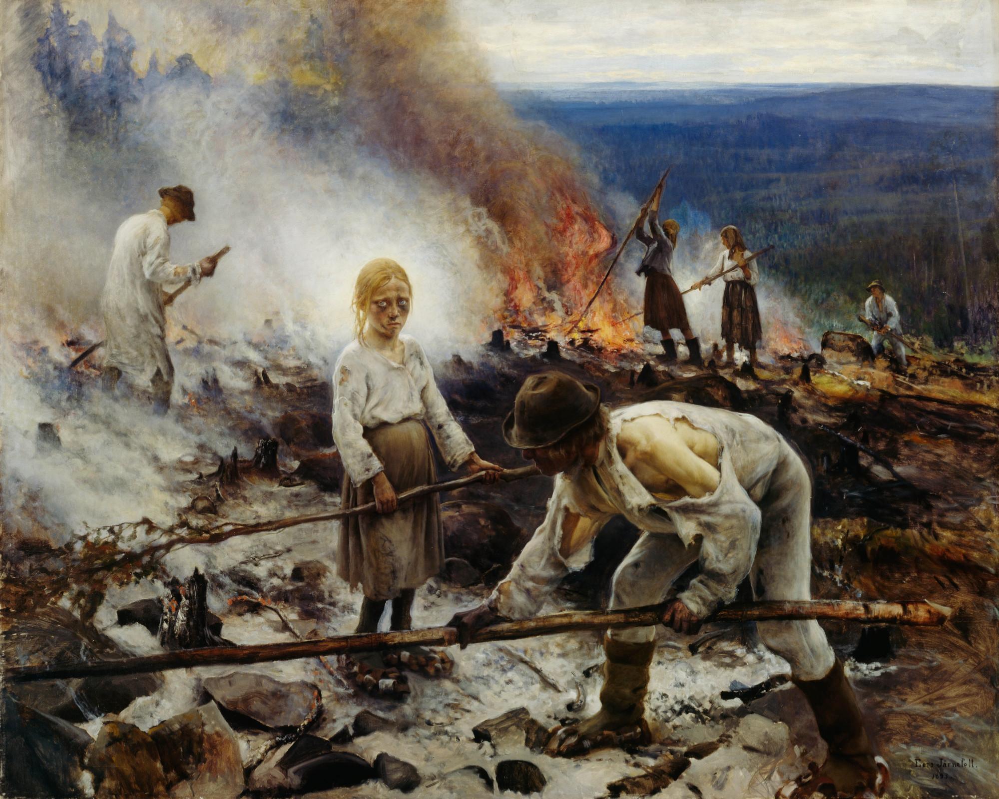 Sodan käänne Hämeessä ja miten taistelut etenivät?